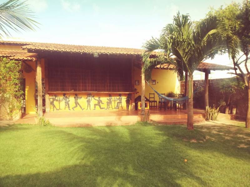 Beautifully located Chalet and Bar in São Miguel do Gostoso 400 m from the Beach, 59585-000 São Miguel do Gostoso, Brasil