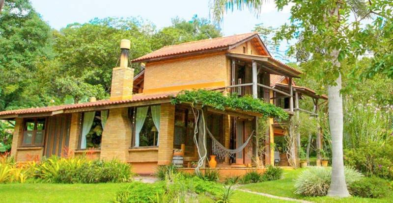 Beautiful Private Home and Retreat Center in a Stunning Environment in Santa Catarina, 88490-000 Paulo Lopes, Brasil