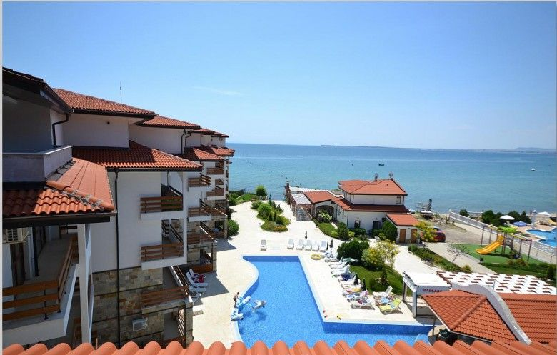 Exclusive beach front apartment with fan... / 1713,  Elenite, Bugarska