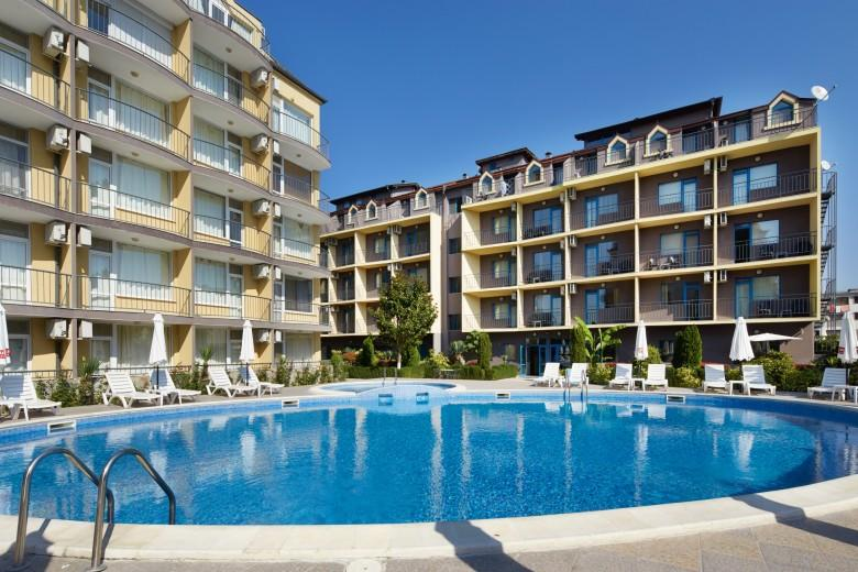 Apartments in the center of Sunny beach,... / 1715,  Sunny Beach Resort, Bulgaristan