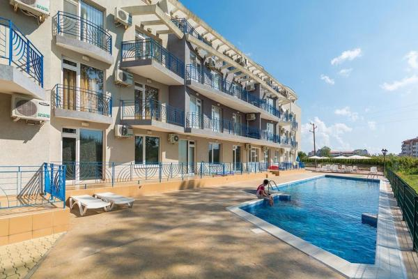 Large studio apartment in Sunny beach, 1... / 1591,  Sunny Beach, Bulgaria