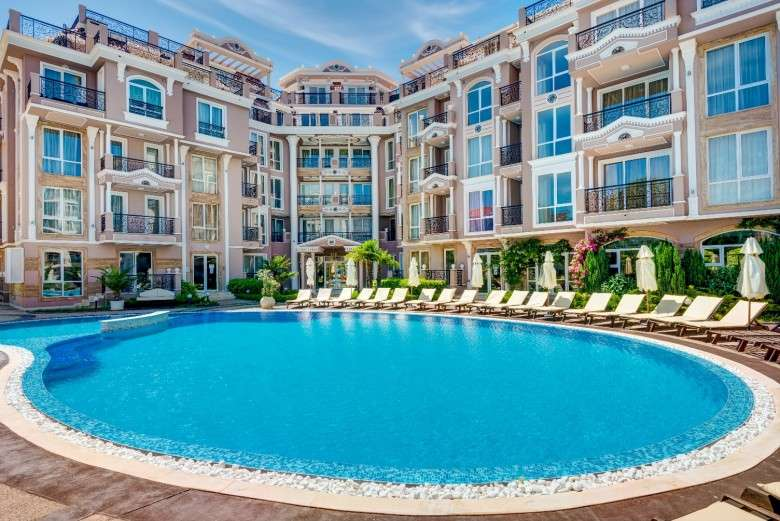 Apartment in luxurious year round comple... / 1724,  Sunny Beach Resort, Bulgaria