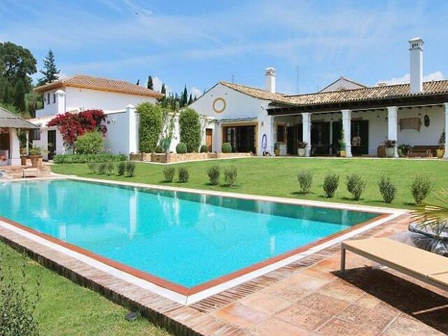 Villa / luxury real estate for sale Sotogrande/Cá,  Sotogrande, Espagne