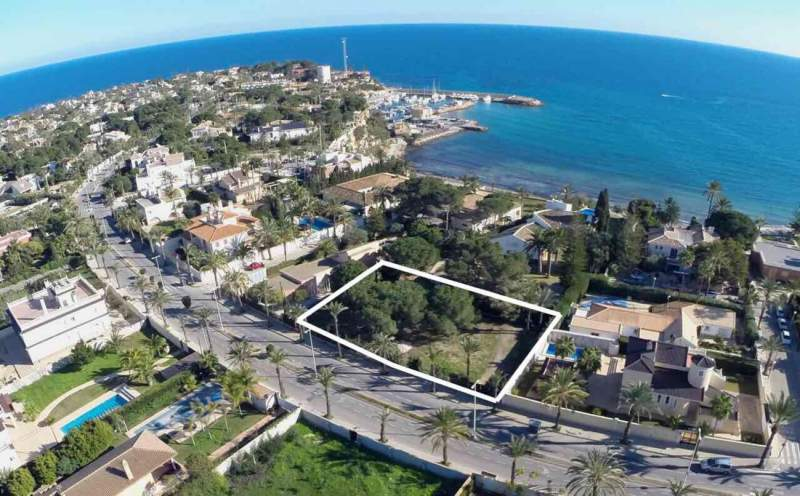 Property land/forestry for sale Cabo Roig/Alicante,  Cabo Roig, Spagna
