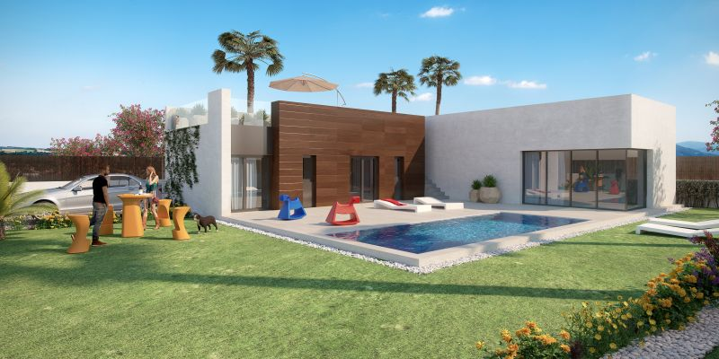 Villa / luxury real estate for sale Algorfa/Alican,  Algorfa, Spain