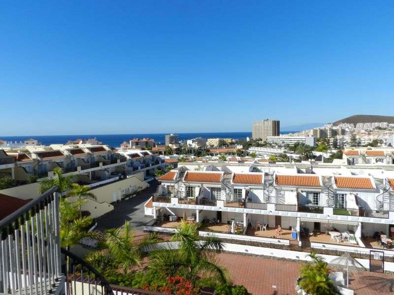 1 Bedroom Penthouse Apartment in El Mirador Comple,  Los Cristianos, Spain