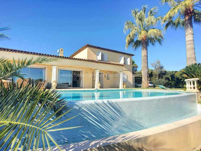 5 Bedrooms - Villa - Alpes-Maritimes - For Sale /, 06600 Antibes, France