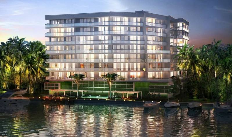 O Residences, 33154 Bay Harbor Islands, ABD
