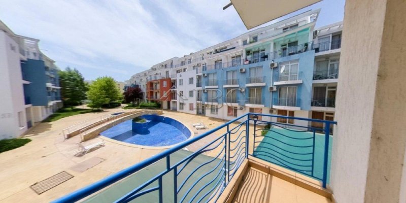 FurnIshed 2-bedroom apartment In Sunny Day 3, Sunn,  Sunny Beach, Bulgaristan