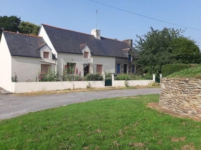 Detached traditional longere with restored bread o, 56500 Radenac, France
